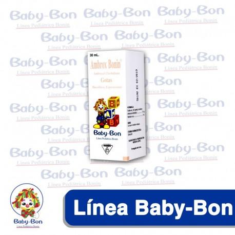 Ambrox® Baby Bon Gotas y Jarabe