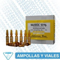 NAUSEOL® 50 AMPOLLAS