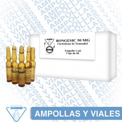 BONGESIC AMPOLLAS